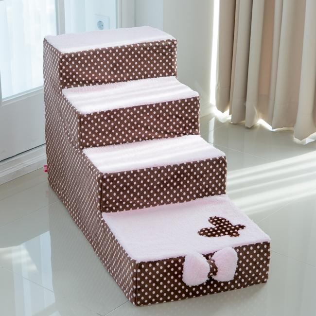 도트퀸4단계단(핑크)