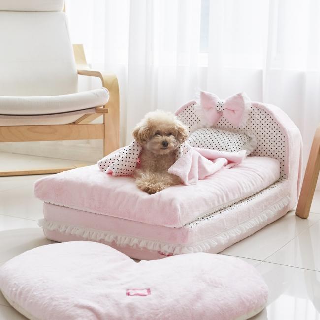 슈슈베드 침대형(핑크)