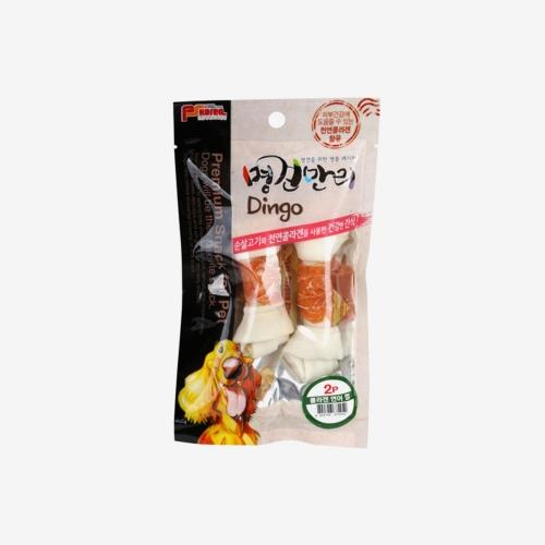 명견만리 소, 연어 딩고껌 (2P)