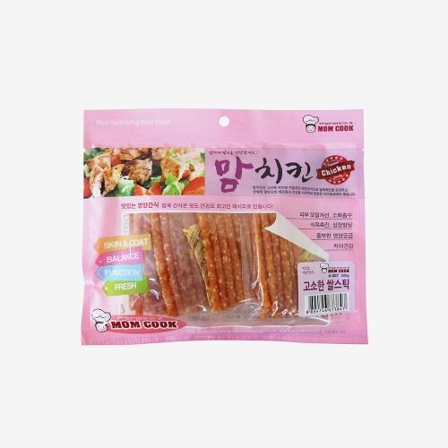 맘쿡 고소한 쌀스틱 (300g)