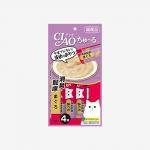 이나바 챠오츄르 파우치 입냄새제거+참치 (56g)