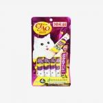 이나바 챠오츄르 스틱 닭가슴살+게살 (60g)