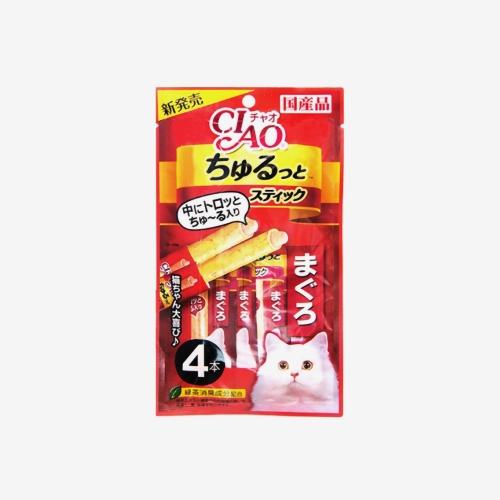 이나바 챠오츄르또 스틱 참치 (44g)
