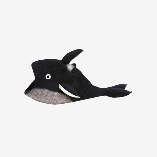 다르마독 카르마캣 범고래모양 하우스