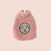 몽슈슈 버블 독 자켓 핑크