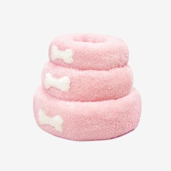 아페토 오리지널 도넛방석 핑크