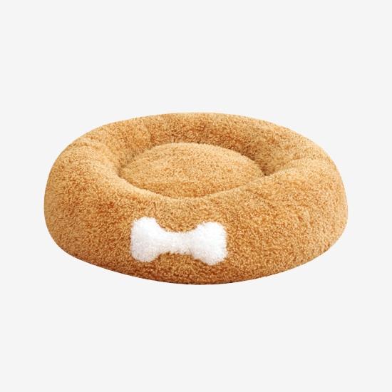 아페토 오리지널 도넛방석 브라운