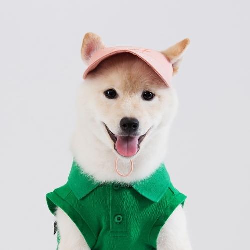 스니프 러브 썬캡 (핑크)