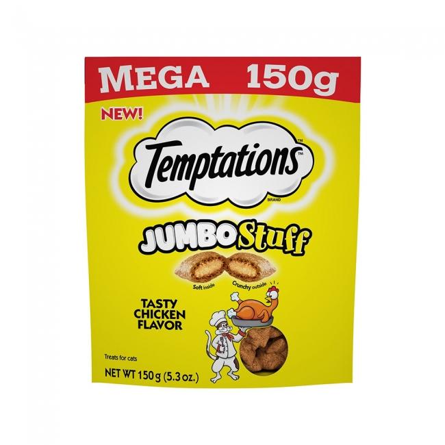 *유통기한 임박할인* 템테이션 점보메가 치킨맛 (150g)
