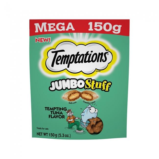 *유통기한 임박할인* 템테이션 점보메가 참치맛 (150g)