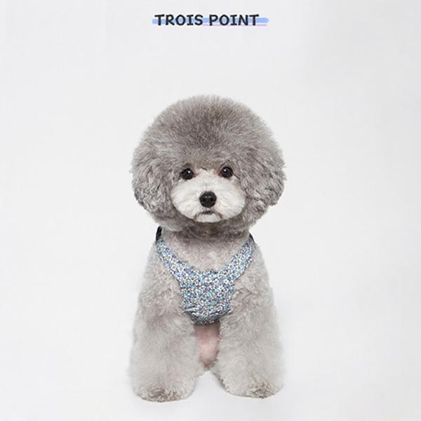 트로이스포인트 체리블라썸 드레스 (베이비 블루)